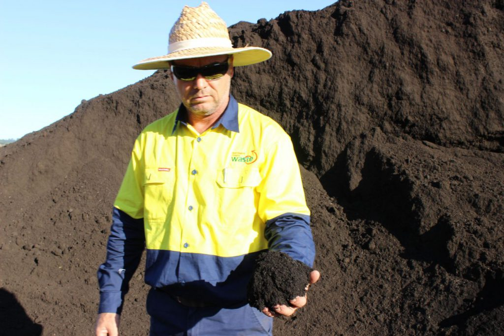Lismore Council- greenwaste to organic compost