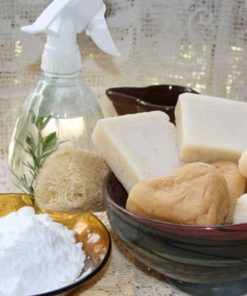 DIY Natural soaps & cleaning